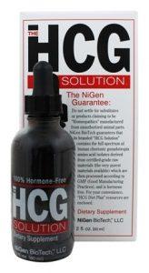 Nigen Biotech HC Diet Drops