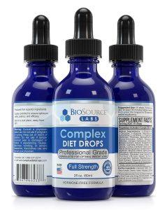 hcg complex diet drops